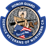 Service Veterans of Northern California Volunteer Honor Guard